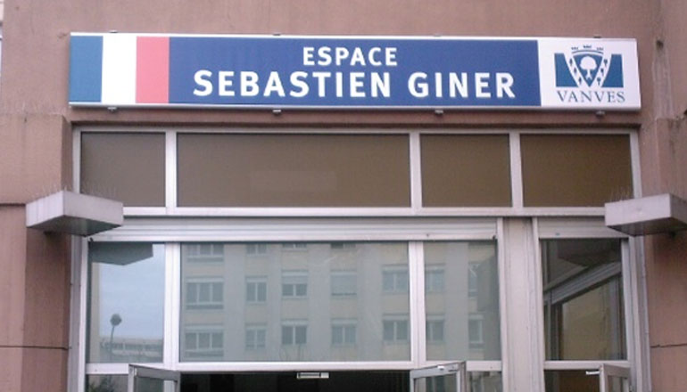 Espace Giner à Vanves